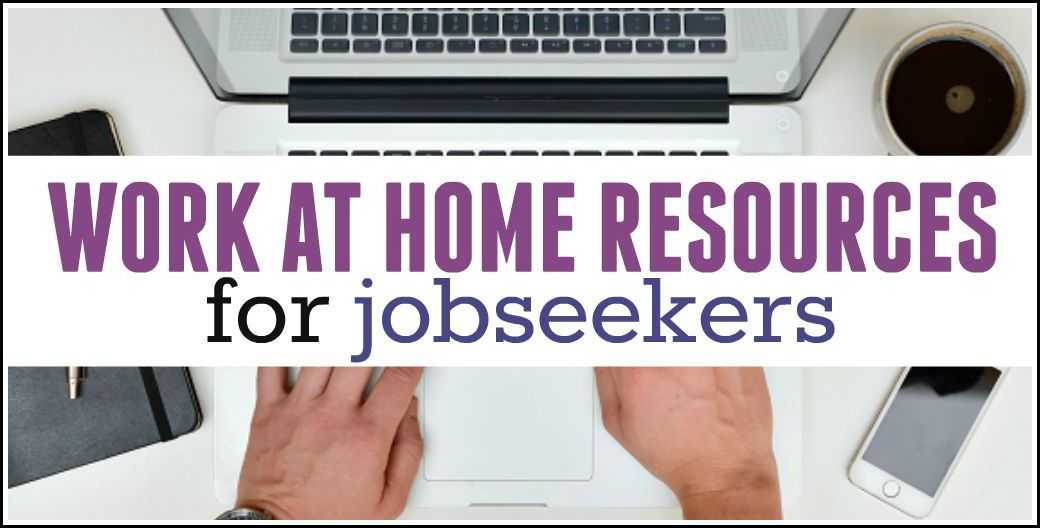 Finding Right Evaluator >> Work at Home Resources