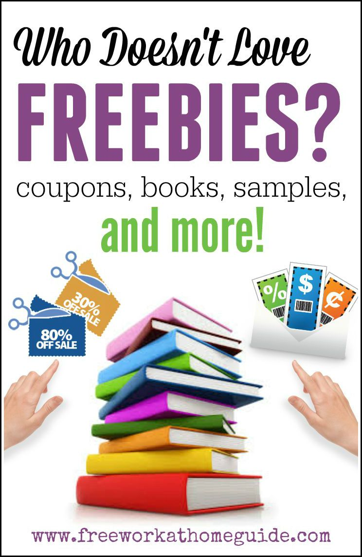 where can you get freebies online