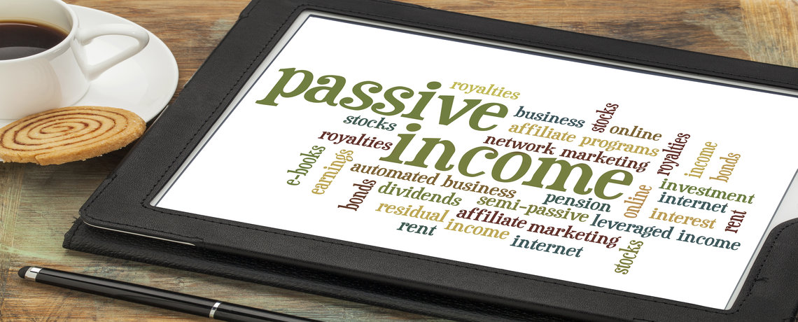 Top 5 Ways to Earn Passive Income from Home