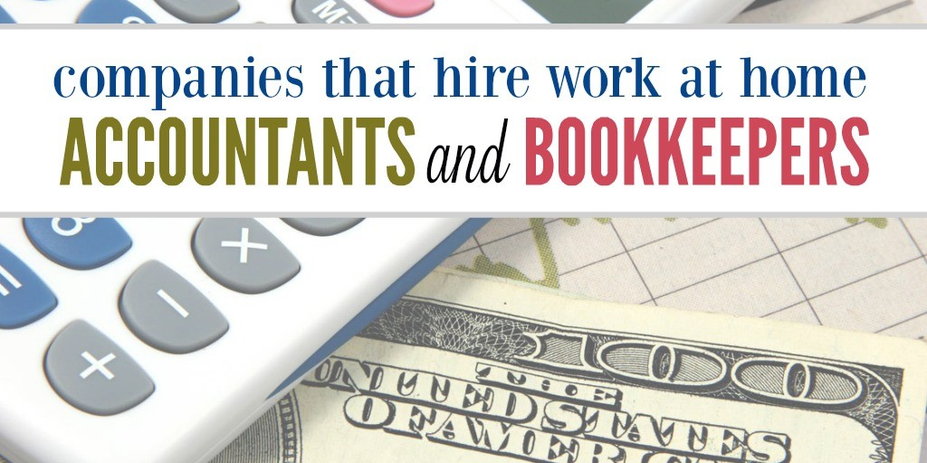 On this page, I have gathered a list of companies that recruits accountants and bookkeepers to work remotely from home