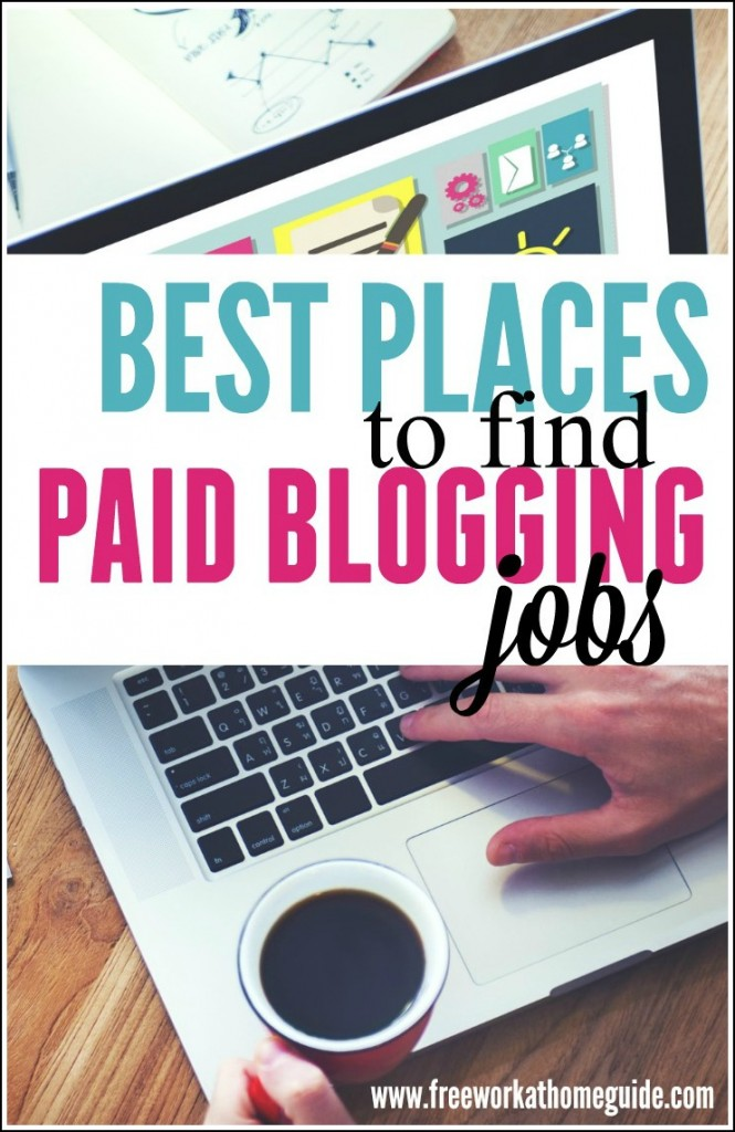 You can get paid to write blog posts on a wide variety of topics. Companies and blog owners are constantly in need of blog posts. Typically, they post blogging jobs for freelance bloggers to complete them on a variety of sites.