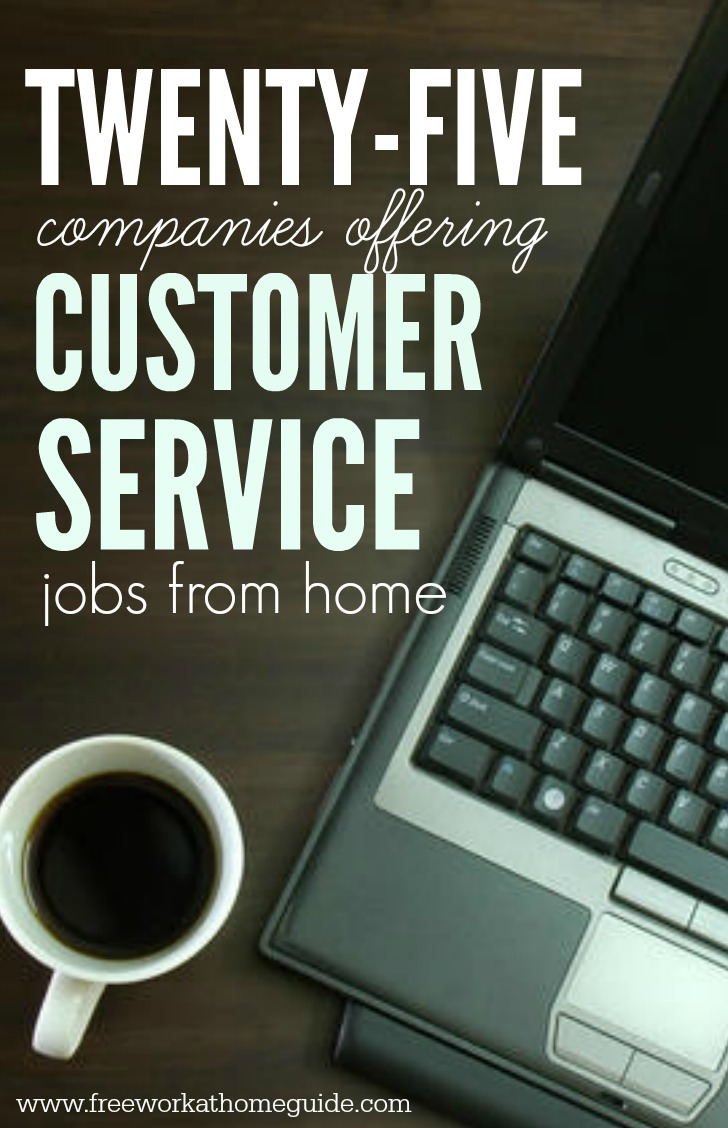 work from home customer service jobs in georgia 25 companies offering customer service jobs from home 8124