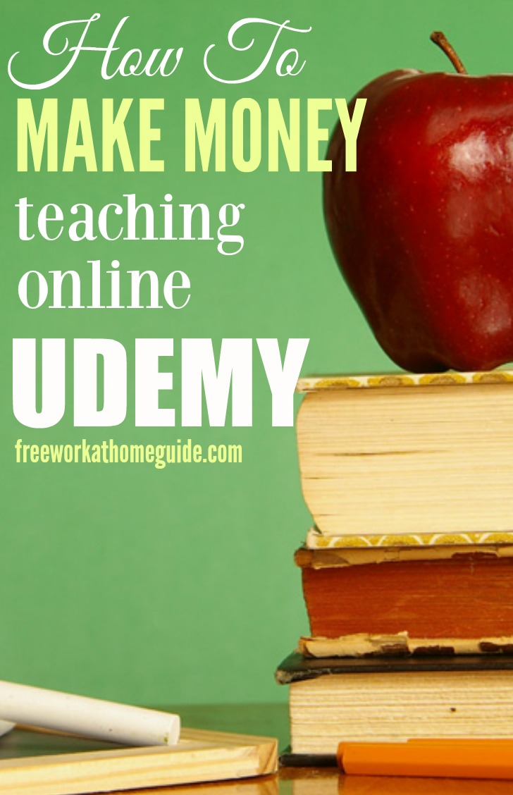 Teach Online Teaching Jobs At Udemy Earn Money Sharing Your Expertise