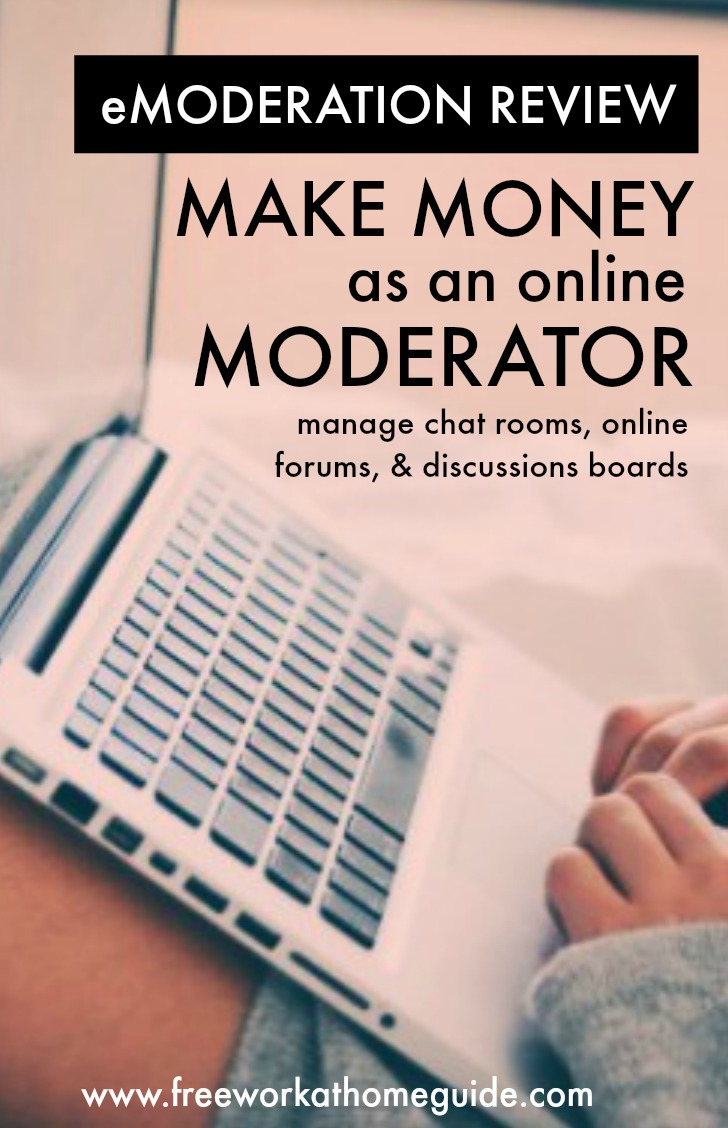 emoderation make money from home as an online moderator work at home moderation jobs emoderation can be a wonderful opportunity for you to make