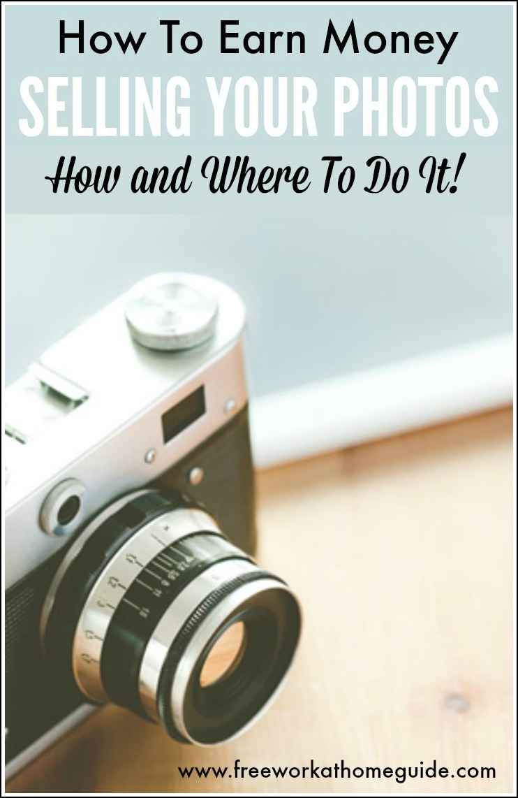 Earn money selling photos online how and where to do it for What can i make at home to sell online