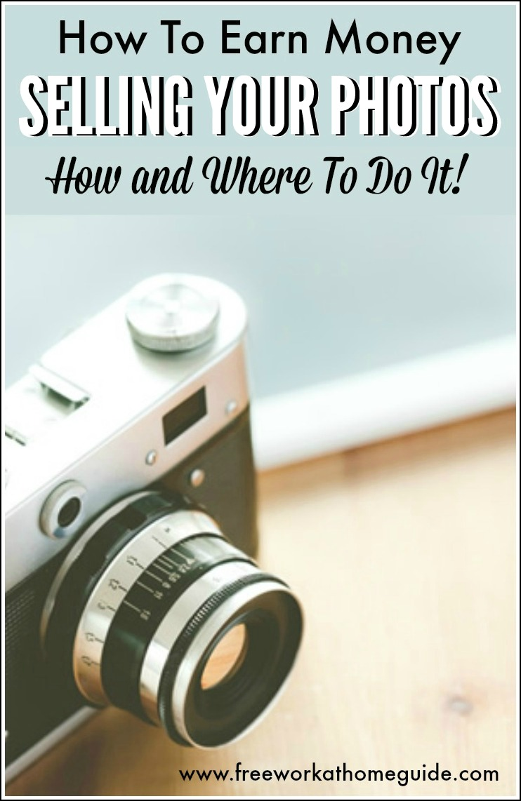 Stock Photography: Residual Income with your Digital Camera