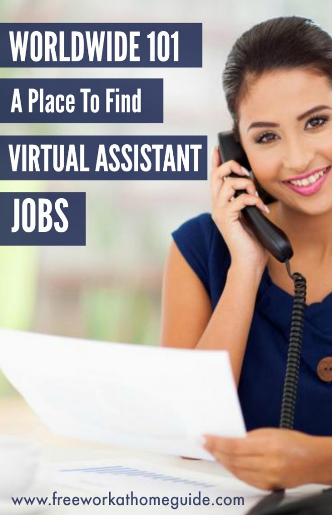 Working as a virtual assistant at Worldwide101 is a great way to make some extra cash from the comfort of your home or anywhere with an Internet connection.