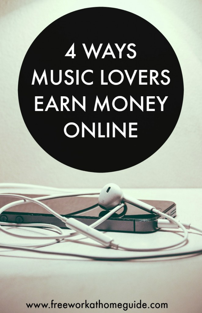 4 Ways Music Lovers and Artists Earn Money Online