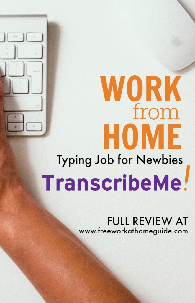 If you are attempting transcription for the first time, Transcribe Me is the best place to start and grow both your skills as well income in the long run.