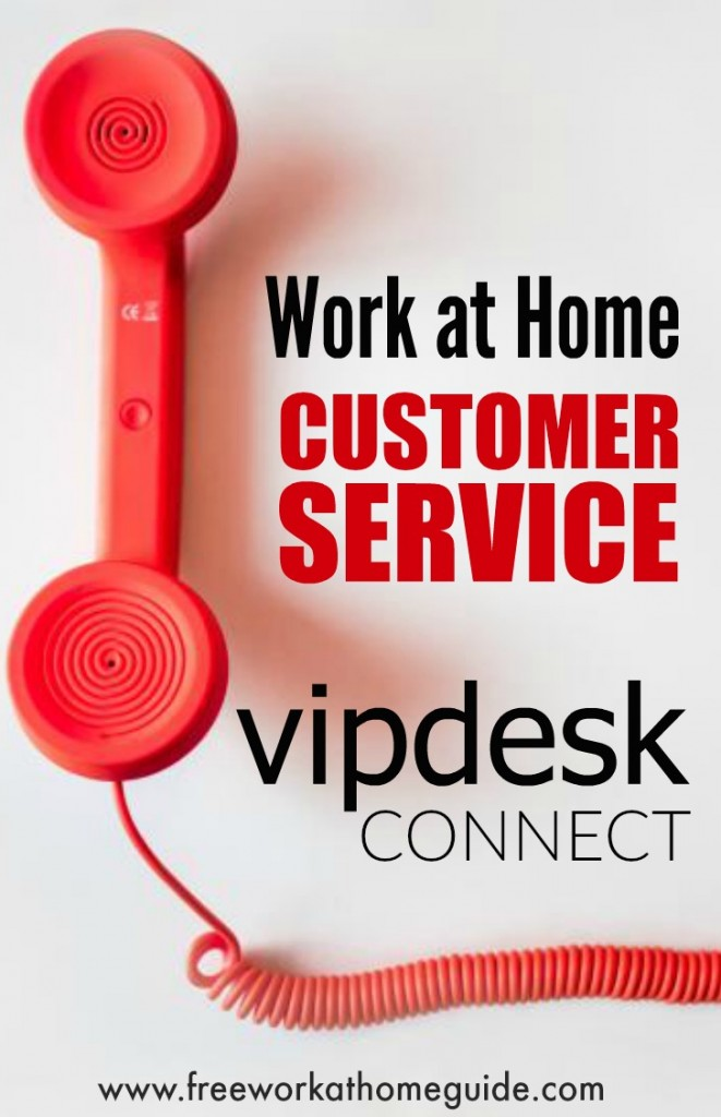 Are you self-motivated, self-disciplined, and highly adaptable? Are you passionate about delivering exceptional service to people? If so, you can become a customer service agent for VIPdesk Connect