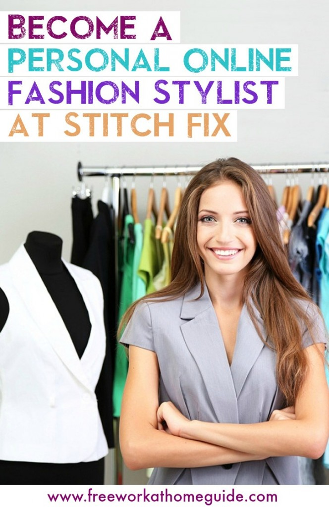 Work From Home Fashion Stylist Jobs