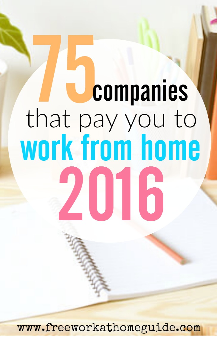 1800flowers work from home pay 75 companies that pay you to work from home in 2016 best 6775