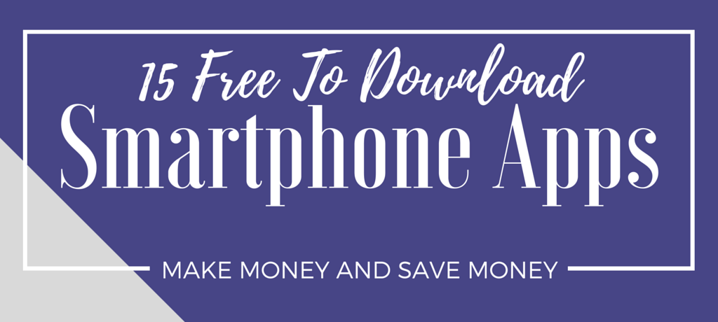 15 Free to Download Smartphone Apps