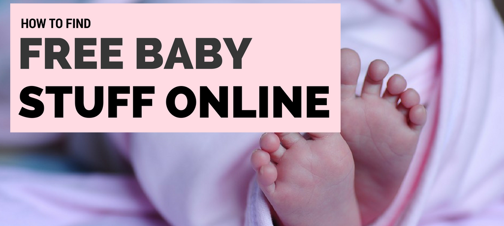 How To Get Free Baby Stuff (Pampers, Coupons,& more) Online