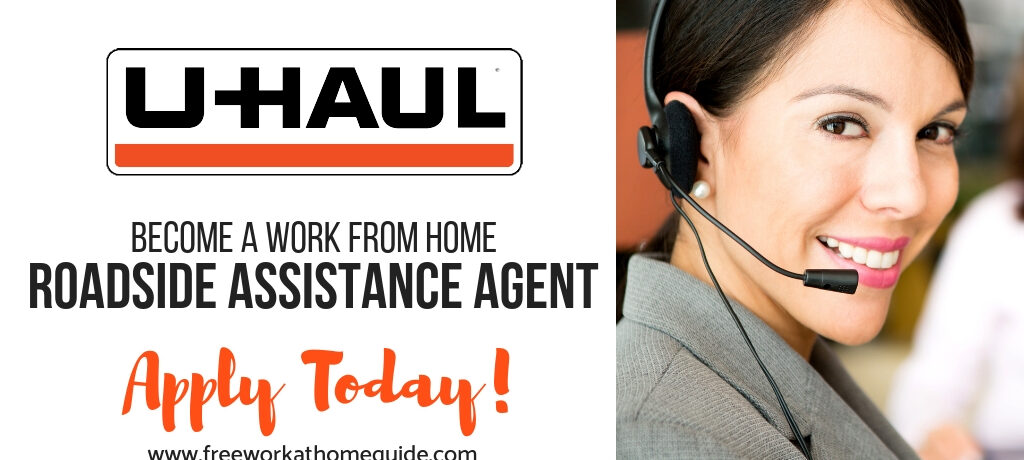 Uhaul Work From Home Archives Free Work At Home Guide