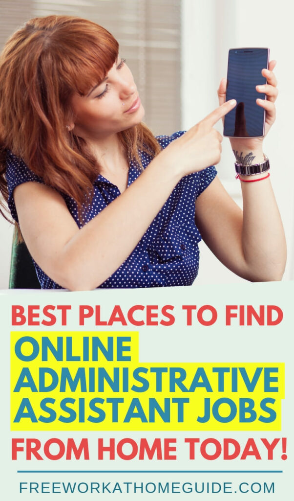 Admirable Best Places To Find Online Administrative Assistant Jobs Beutiful Home Inspiration Aditmahrainfo